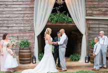 A Ceremony at the Barn
