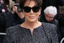 Kris Jenner fashion / Some styles and looks of Kris Jenner