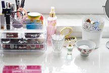 Kosmetikaufbewahrung
