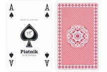 Bridge kaarten / Speelkaarten met een bridge size afmeting (57 mm x 88 mm).