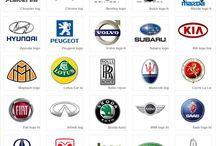 cars symbols