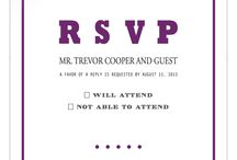 RSVP / RSVP  http://www.weddingcardshoppe.com/RSVP-Cards.htm  This is a single sheet card, the RSVP details of the card is printed on the sheet and then put in a printed envelope as shown.