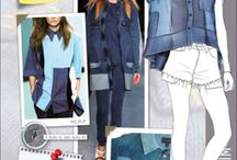 Denim fashion / all about denim