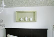 Bedroom Decorating Ideas / by Jessica Freeman