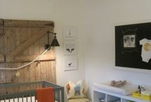 nursery ideas / by kelsey williams / snappy casual