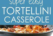 casserole recipes pasta