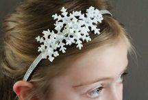 Snowflake costume