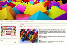Blog tentang warna