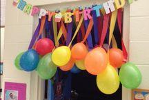 Happy Birthday / by Richelle Blackburn