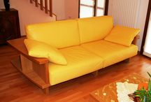 SOFAS, CHAIRS, STOOLS, ARMCHAIRS / DIVANI, SEDIE, SGABELLI, POLTRONE