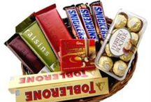 New Year Chocolates / New Year is a worldwide celebration that promotes good luck and features gift-giving among friends and families. We send our best wishes to our loved one on the beginning of a new year. So Celebrate the New Year with this wonderful gift box of chocolates from floristsinindia.com. / by Florists In India