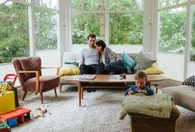 Fotoshooting: Familie / Ideen-Sammlung für Fotografieaufnahmen der Familie. || Lifestyle - Reportage - lustig - draußen - drinnen