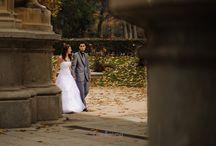 Postboda campestre en el parque del retiro / Fotos del postboda campestre en el parque del retiro de Madrid