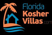 FLORIDA KOSHER VILLAS PRINT ADS / Floridakoshervillas.Com current and previous advertising campaigns.