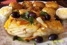 receitas de bacalhau