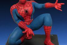 Spiderman  Cakes / Spiderman cakes.