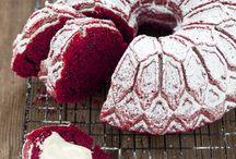 Ciambellone red velvet passion