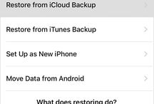 apple restore
