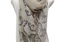 In Stock - Spring/Summer Scarves