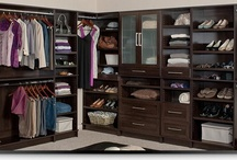 WoodTrac Closets / Our closets offer simple organizational solutions for homeowners who want the features of a more expensive custom closet at a fraction of the price.