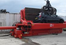 Car/Scrap Balers / Specialist equipment provided by E H Hassell & Sons