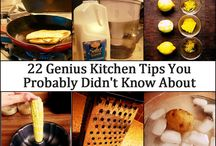 TIPS YOU DIDN'T KNOW ABOUT