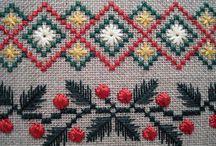 орнамент, вышивка