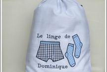 bolsas para ropa interior