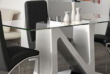 AUXILIARES DE SALON MODERNO   MADRIDECOR / Colección de muebles auxiliares para salones modernos. Amplia variedad de producto de calidad