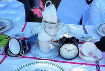 Everything Alice / Alice in wonderland party ideas