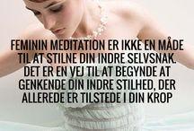 Feminin Meditation