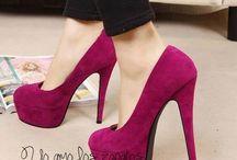 tacones (zapatos)