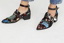 Shoes. Fashion