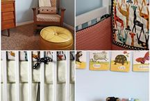 Nursery rooms / by Melissa Frometa Naccarato