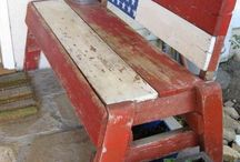 Pallet projects / Projects you can make with pallets / by Jill Jansing