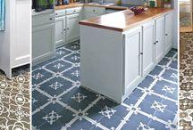 cementová dlažba - Cement Tiles