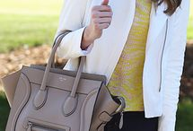 Woman business outfit