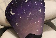 piedras pintura