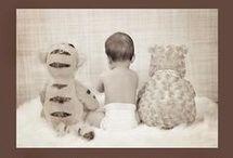 İlginç bebek fotograflari