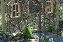 faire garden ideas