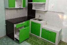 bikin kitchen set ciputat