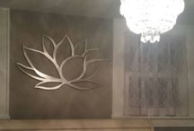 Wall tattoos and murals