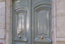 Projet - Couleur extérieur (porte, volets)