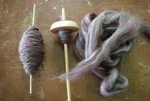 Yarn ~ Spinning Techniques / Drop Spindle, Turkish, French, Supported, and Wheel Spinning Techniques.  Along with any other styles that I become aware of, like coil spinning, wrapping, etc. / by Felicia Garman