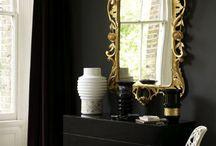 Black Decor Ideas / Classic black decor ideas / by Inspired Decor