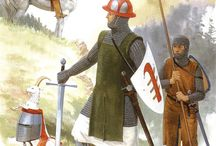 Ancient to late medieval warfare & warriors / by Paul Roberts