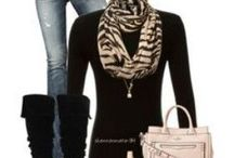 Scarf Outfit Ideas