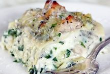 Dinner Ideas / by Brandy Lynn