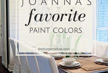 Farger på maling