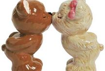 Animal and Pet Wedding Cake Toppers